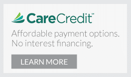 Care Credit Button Victor Family Dentistry Victor NY